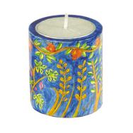 Memorial (Yahrzeit) Candle Holder - Oriental NN-2