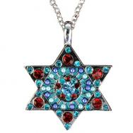 Star of David Necklace - Colors NST-1