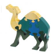 Childrens Puzzle - Standing Camel PZW-6