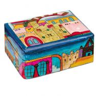 Small Jewelry Box - Jerusalem BS-1
