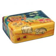 Medium Jewelry Box - Noahs Ark BM-3
