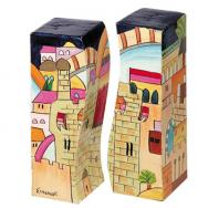 Salt and Pepper Shaker - Jerusalem SA-1