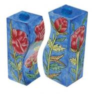 Salt and Pepper Shaker - Roses SA-10