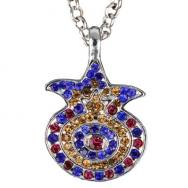 Pomegranates Necklace - Color NPM-4
