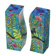 Salt and Pepper Shaker - Flowers SA-6